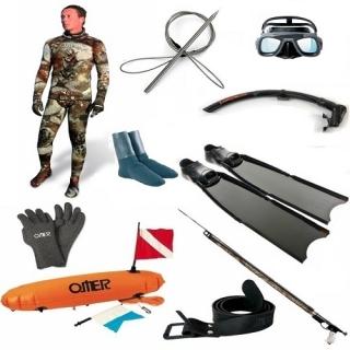 dalış malzemeleri-zıpkınla balık avı malzemeleri