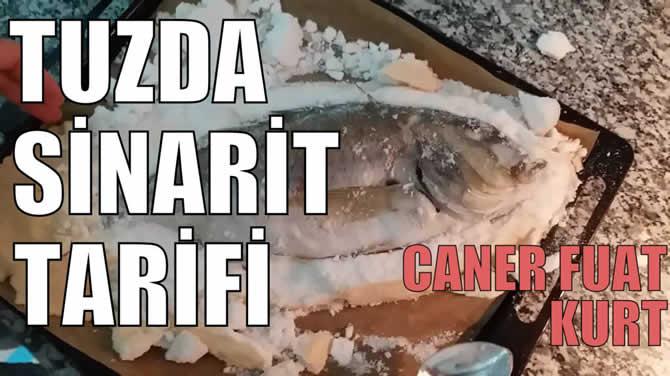 Tuzda Balık Tarifi (Sinarit) Videolu Anlatım | Muhteşem Bir Lezzet