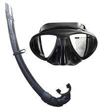 zıpkın avı maske ve şnorkel