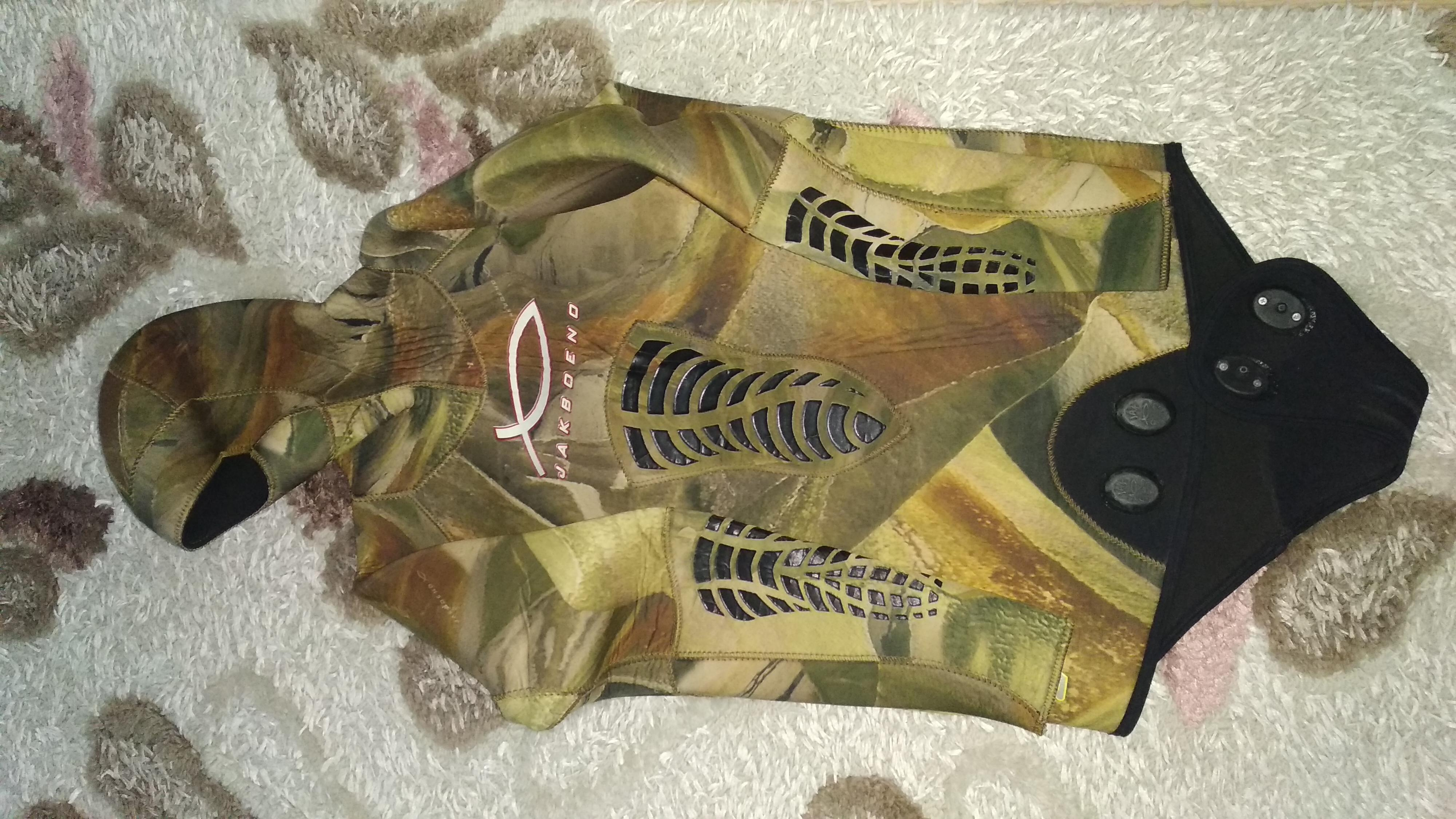Jakboeno 7 mm XL Beden dalis elbisesi