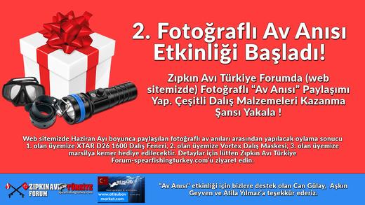 zıpkın avı türkiye forum av anısı etkinliği