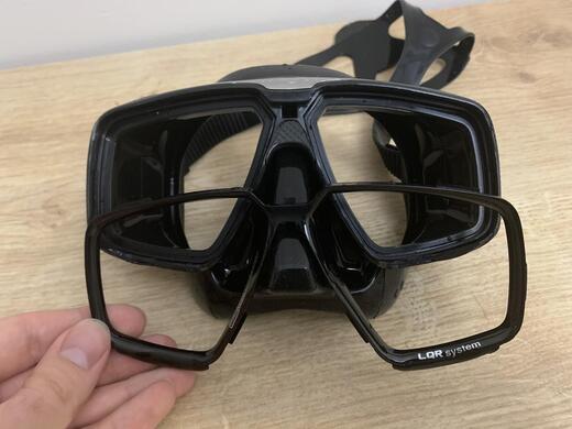 Aqualung Numaralı Dalış Maskesi