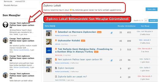 Zıpkın Avı Türkiye Son Mesajlar