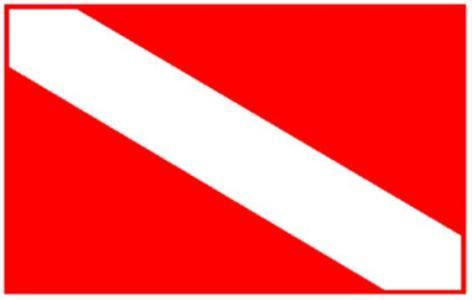 serbest dalış bayrağı