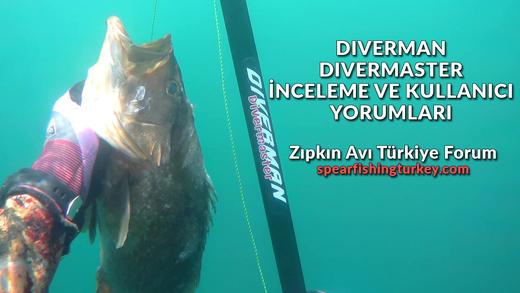 diverman diver master nasıl