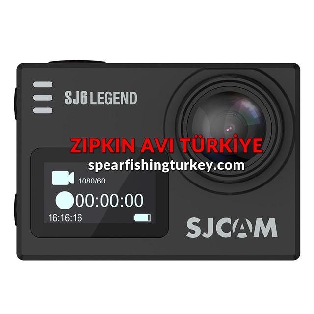 sjcam sj6 legend 4k aksiyon kamerasi