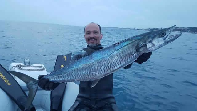 antalya zıpkınla balık avı trofe ceylan