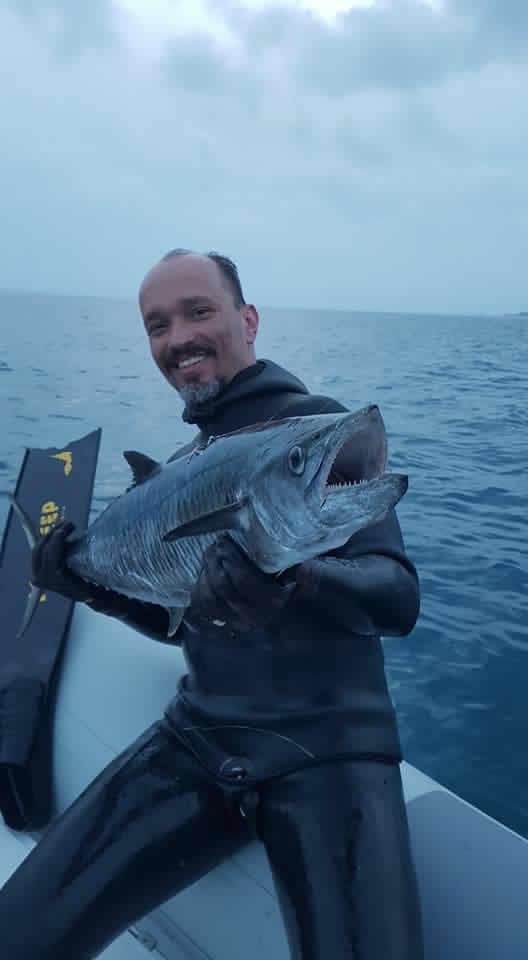 Ceylan balığı avı