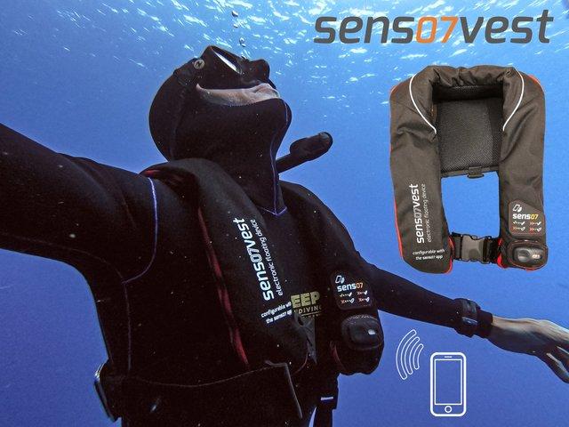 dalış güvenlik yeleği